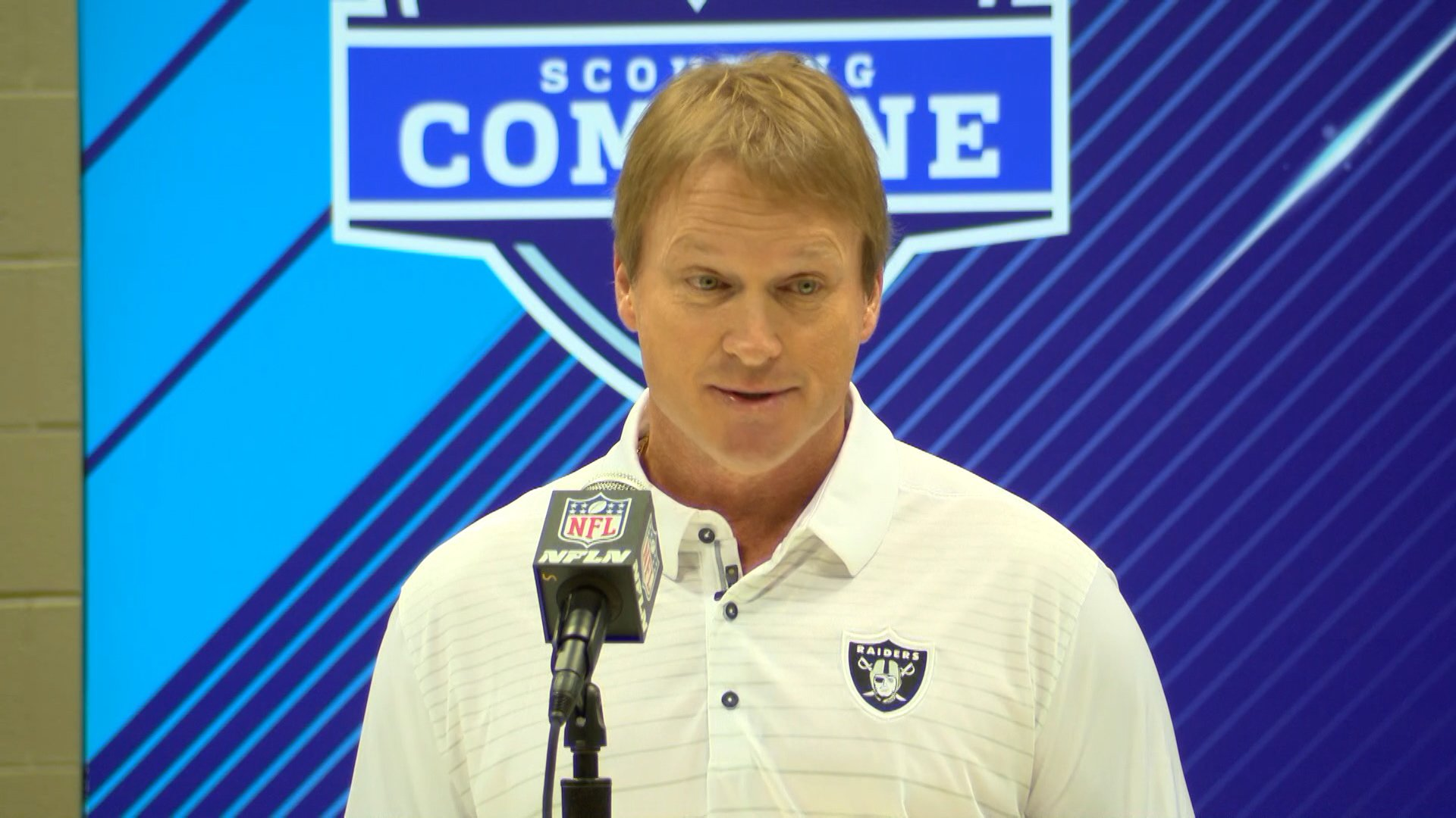 'I'm envious of the Patriots.'  Jon Gruden on what he learned from watching NE as a broadcaster: https://t.co/9V2On34yob