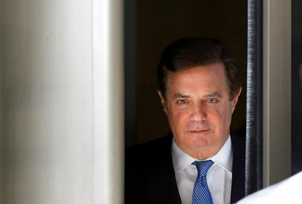 Ex-Trump top aide Manafort pleads not guilty, faces September trial