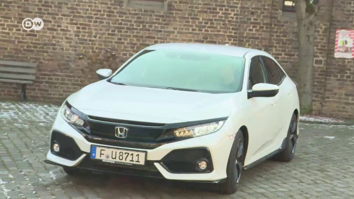 De prueba: Honda Civic   Al volante