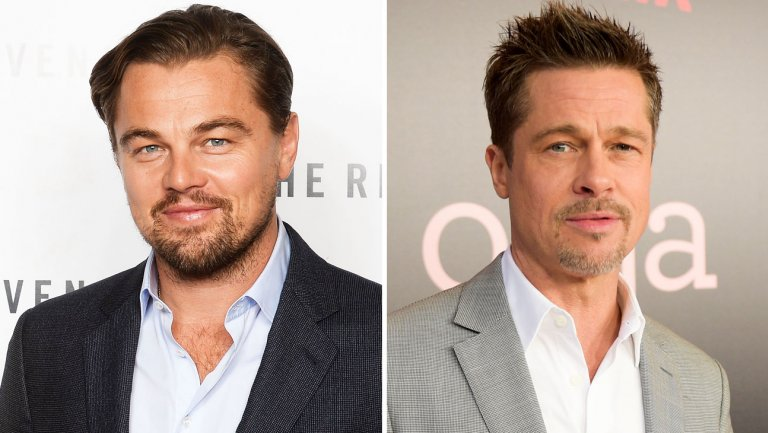 Brad Pitt, @LeoDiCaprio to star in Quentin Tarantino's 'Once Upon a Time Hollywood'