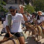 [VIDEO] Lamu donkey pushers want boda bodas out