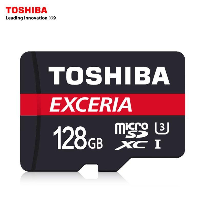 #smartphone #electronic #electronics TOSHIBA 128 GB U3 Memory Cards 64GB SDX...