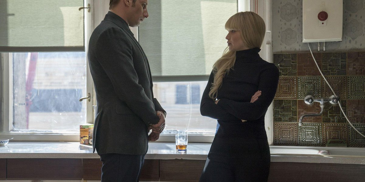Review: 'Red Sparrow' never finds its wings