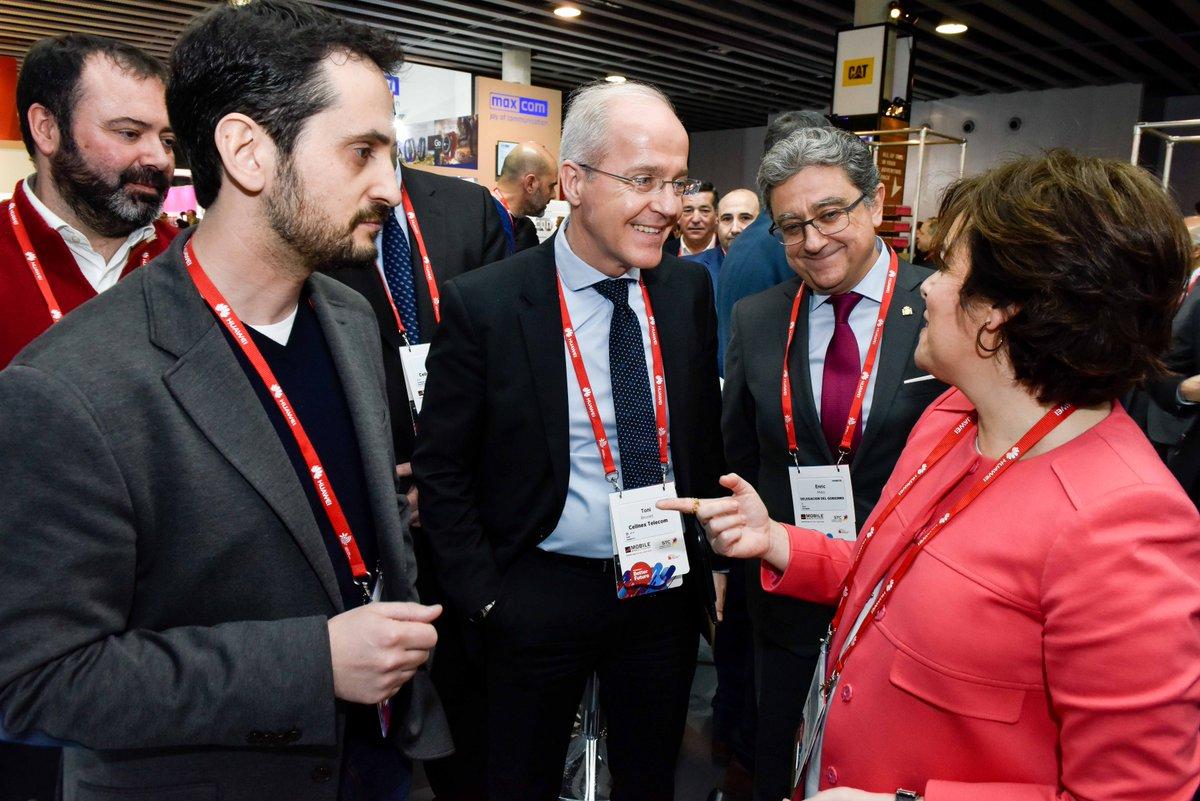 test Twitter Media - atlanTTic (University of Vigo) participation in the Mobile World Congress 2018 #MWC18 #uvigo #atlanttic #5g #vodafone #cellnex @getancora #NLP https://t.co/AID0K8Ptzg https://t.co/tnBtqHYnau