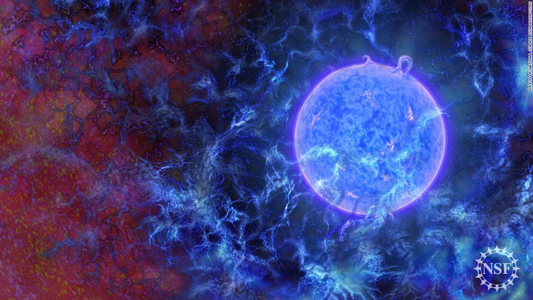 Scientists detect 'fingerprint' of first light ever in the universe