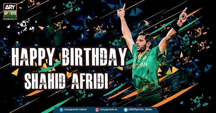 Happy birthday to you. LaLa Shahid Khan Afridi.   Live long life and.Always be happy in your life.