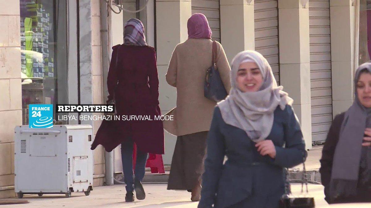 ?? LIBYA: BENGHAZI IN SURVIVAL MODE