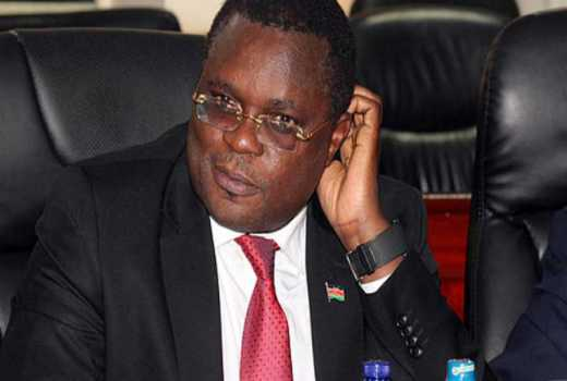 Kimilili MP accuses speaker Lusaka of interfering with his leadership