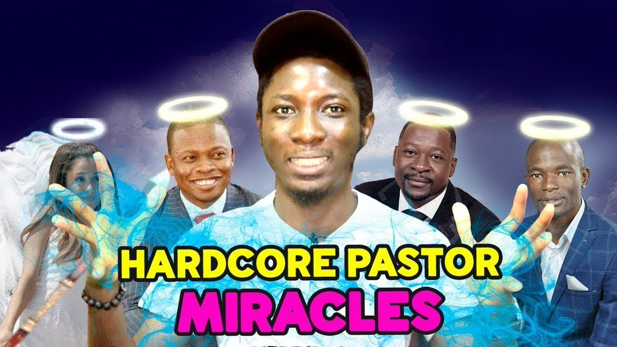 TOP-5 African pastor miracles