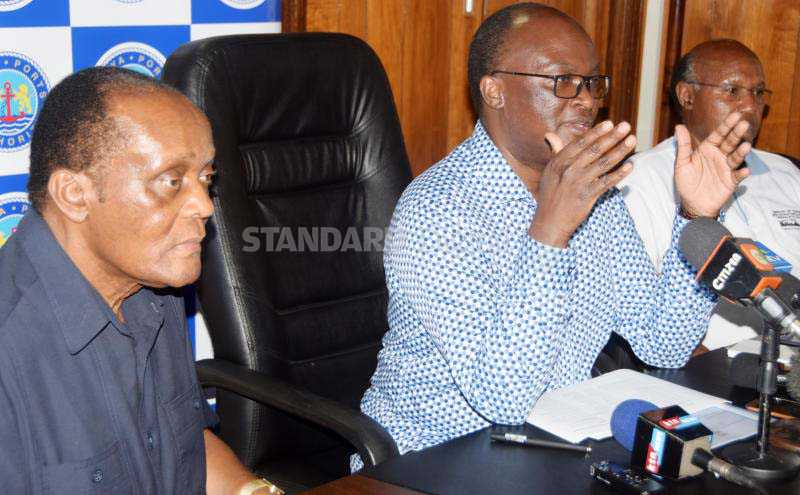 CS Macharia gives Mombasa Port authorities, users 48-hour ultimatum to clear problems facing SGR freight service