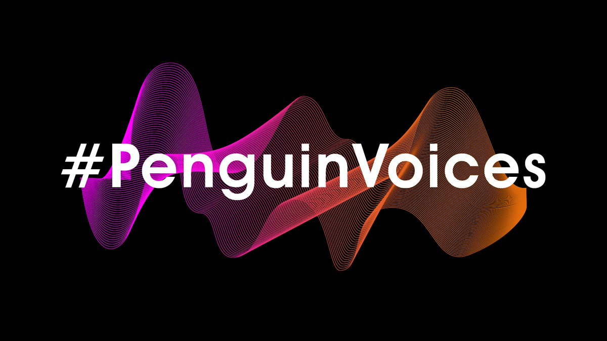 RT @PenguinUKBooks: Follow along on #PenguinVoices to discover a chorus of the exciting voices shaping our future. https://t.co/IPLE8NAu4d