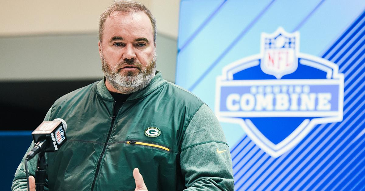 #Packers news & notes from Day 1 at the #NFLCombine   ��: https://t.co/0ivI64Fz20 https://t.co/bcobBS85N9