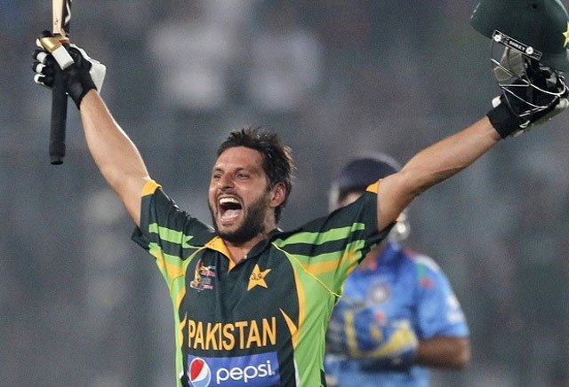 Happy birthday shahid khan afridi ,you are a true legend