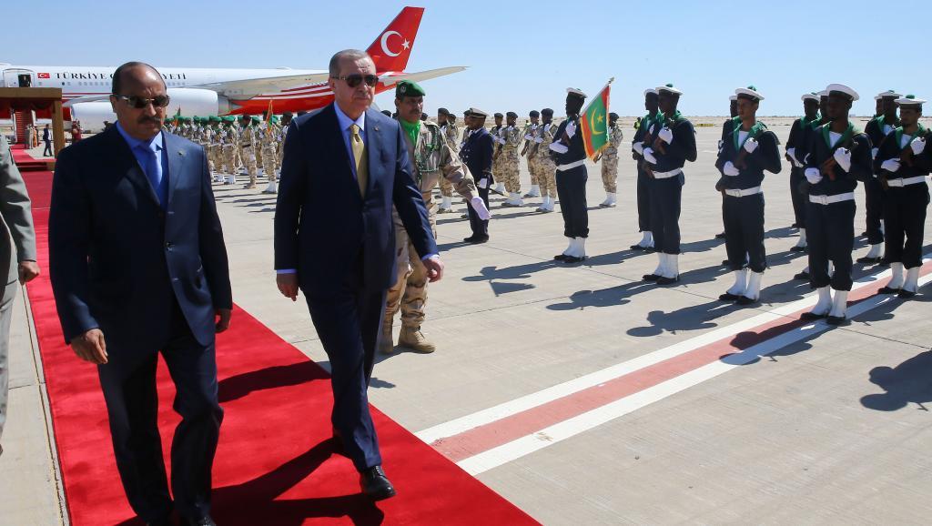 La Turquie et la Mauritanie renforcent leur coopération