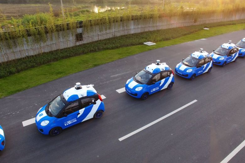 China issues first licences to road test driverless vehicles