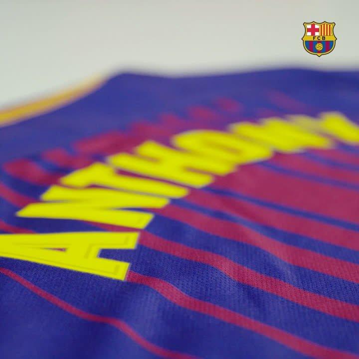 RT @FCBarcelona: ???? Anthony Borges ????❤ A Barça hero https://t.co/iojcw7Py3h