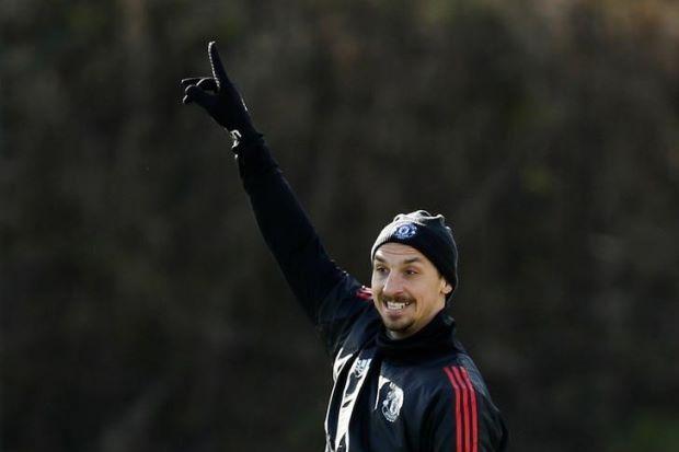 Door open for Sweden World Cup return, says Zlatan