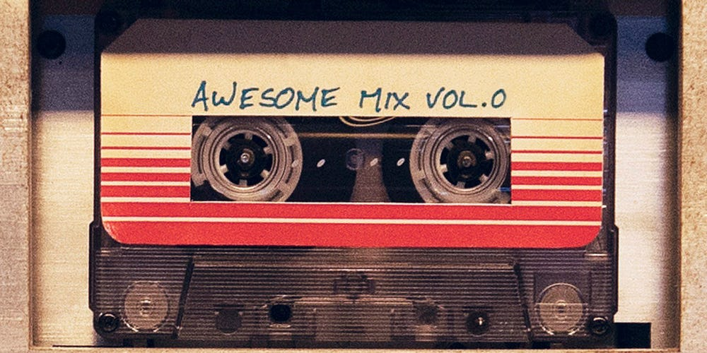 Director Of 'Guardians Of The Galaxy' James Gunn Reveals 'Awesome Mix Vol. 0' https://t.co/rHiVkcDkRK https://t.co/Vs9tLuzp3s
