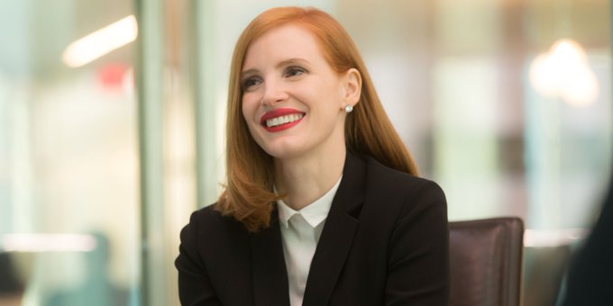 Welcome to the party, Jessica Chastain! Happy Birthday!