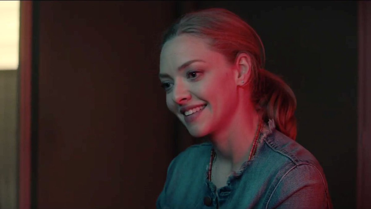 Amanda Seyfried Does Something All Harry Potter Fans Do In This Gringo Sneak Peek