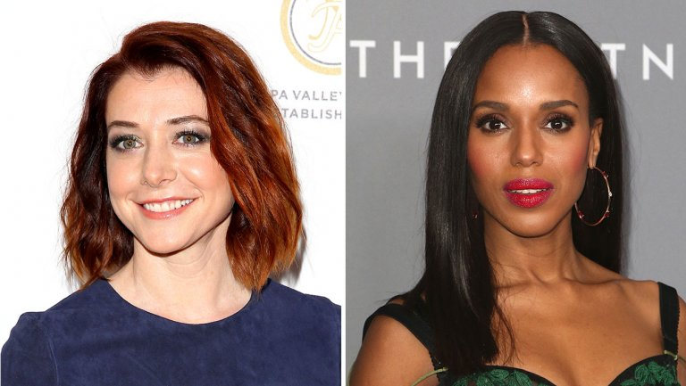 Alyson Hannigan to Star in ABC Comedy From @KerryWashington @alydenisof