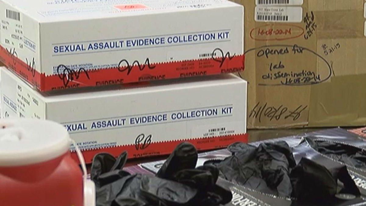15,160 rape kits sitting untested on NC evidence shelves - | WBTV Charlotte