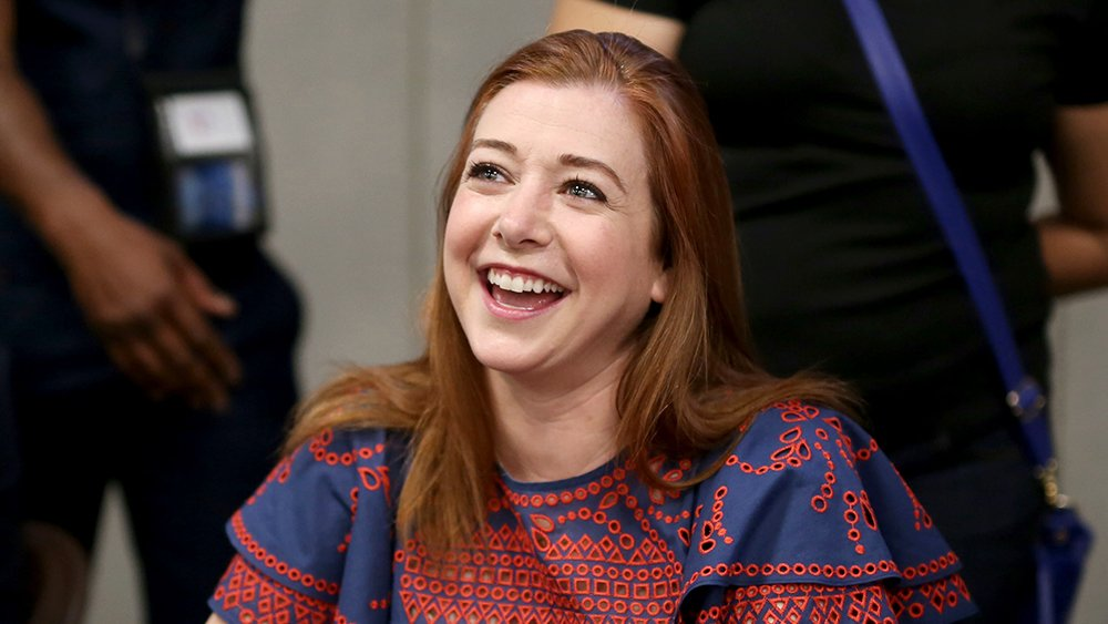 Alyson Hannigan (@alydenisof) is starring in an ABC comedy from @kerrywashington