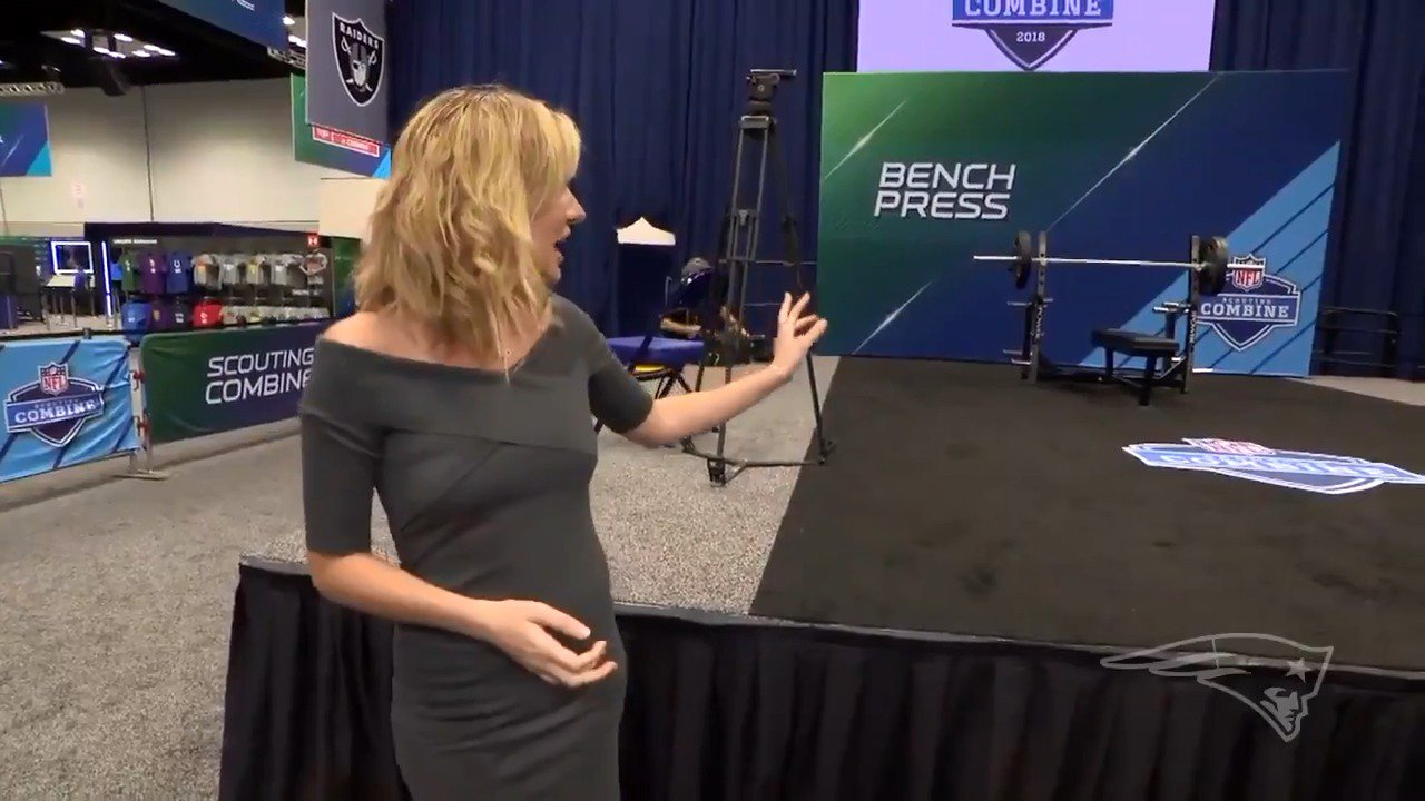 From the bench press to the local hot spots, behind the scenes of #NFLCombine week in Indianapolis: https://t.co/sZeQZgX6o0
