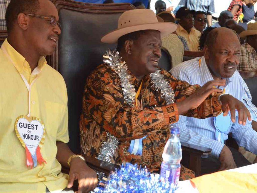 'Fresh blood needed': Pressure mounts for Kidero to vie in Homa Bay