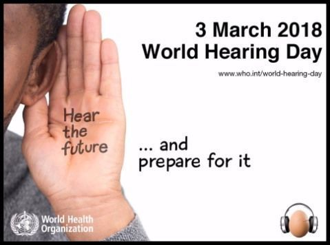 """test Twitter Media - #WorldHearingDay is tomorrow Saturday, 3 March. The 2018 theme is """"#Hearthefuture"""". Review and download campaign materials from @WHO here: https://t.co/Cwgtn1nLKW  #hearingloss #Inisproject https://t.co/KgW3n5Sn6D"""