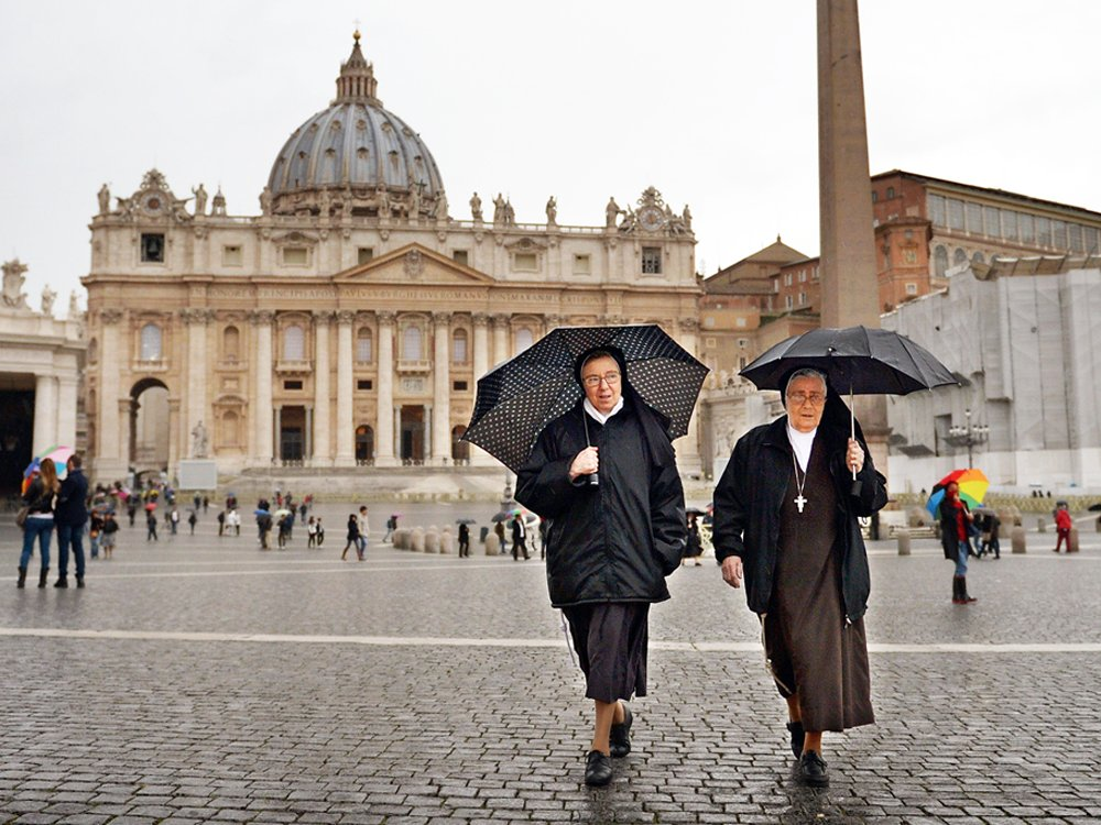 #MeToo meets the Catholic Church as Vatican magazine slams treatment of 'exploited' nuns