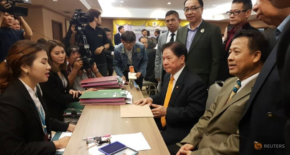 Thailand's election commission opens registration for new parties