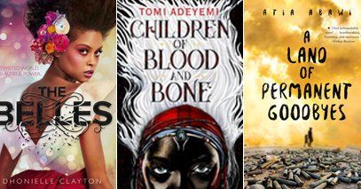 New Y.A. Books by Women of Color Rewrite Old Cultural Scripts