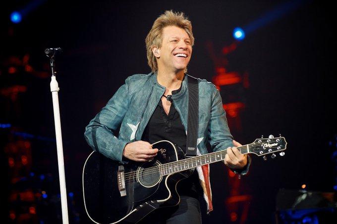 Happy Birthday to Job Bon Jovi     About: