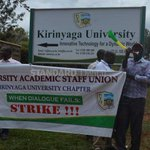 Lecturers strike kicks off, hits hospitals