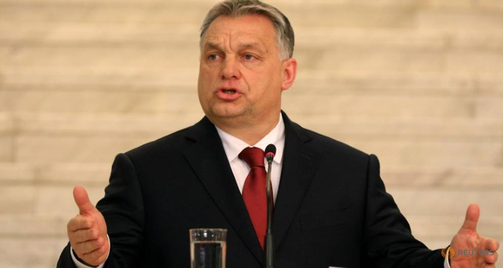 Hungarian PM steps up anti-immigrant campaign after by-election loss