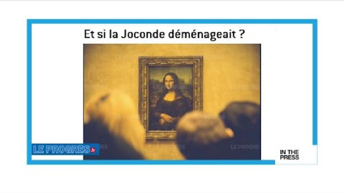 """?? """"Arrivederci, Paris""""? Mona Lisa may move out of the French capital"""