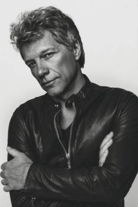 Happy Birthday to Jon Bon Jovi, born this day in 1962!