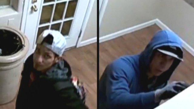 Thieves target mailboxes at Albuquerque apartment complex