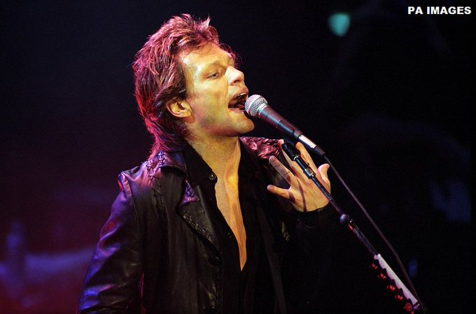 A big Happy Birthday to Jon Bon Jovi!  What\s your favourite song sung by the rocker?