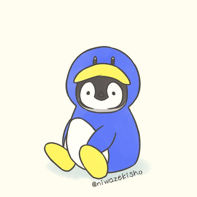 ペンギンの問題 モヒカン