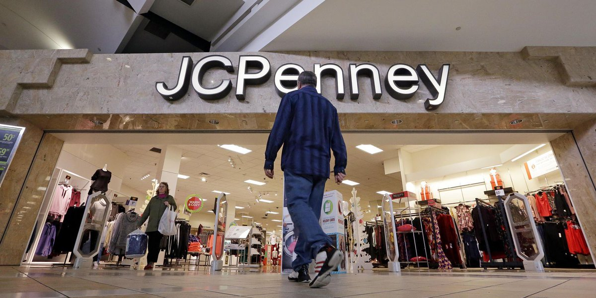 J.C. Penney's strong 4Q profit doesn't impress