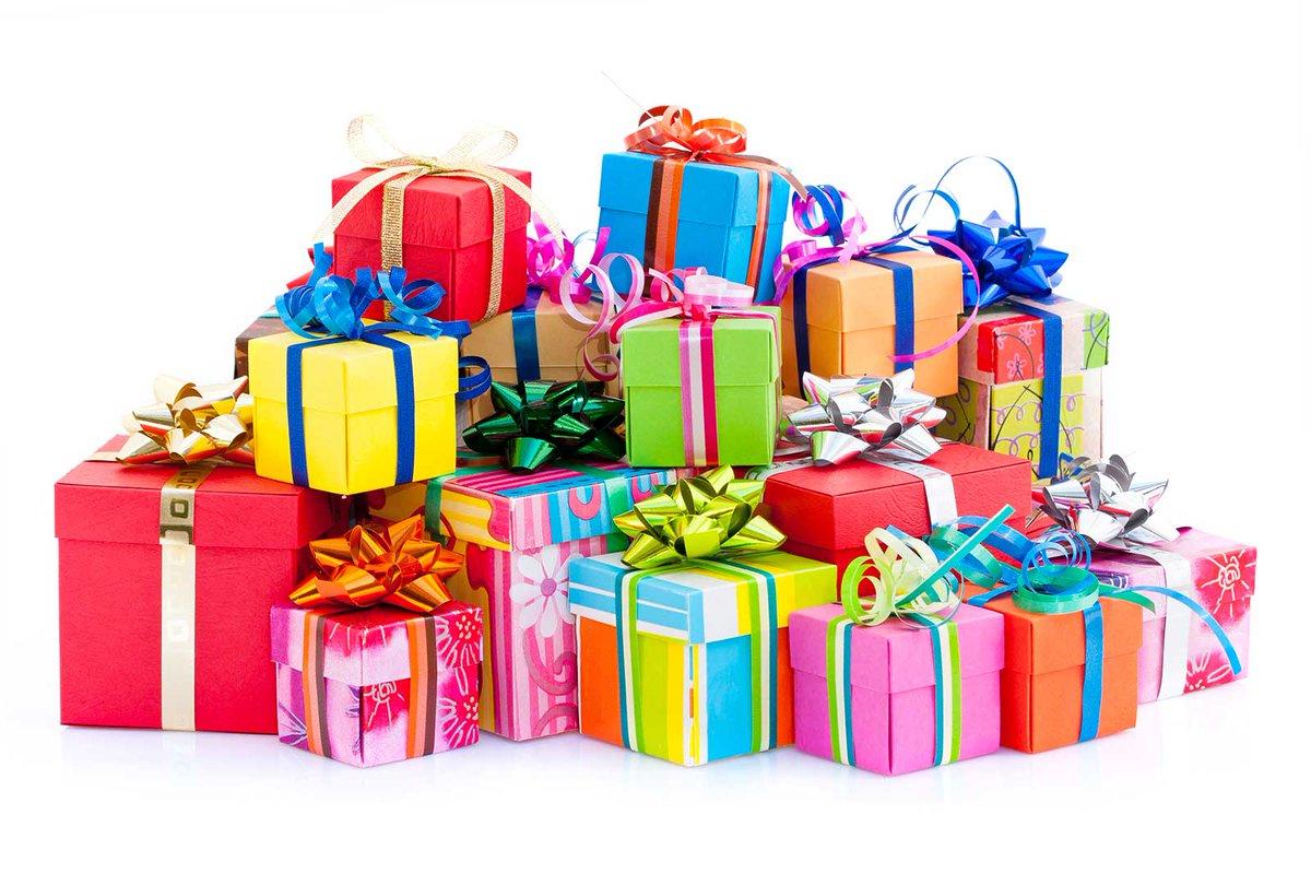 Подарок на день рождения 8