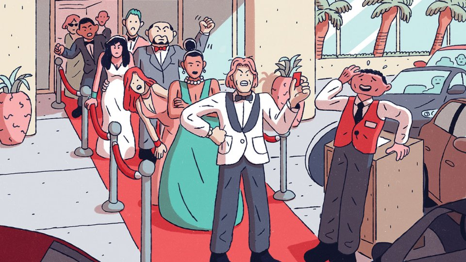 Hollywood Reporter's guide to awards-season valets