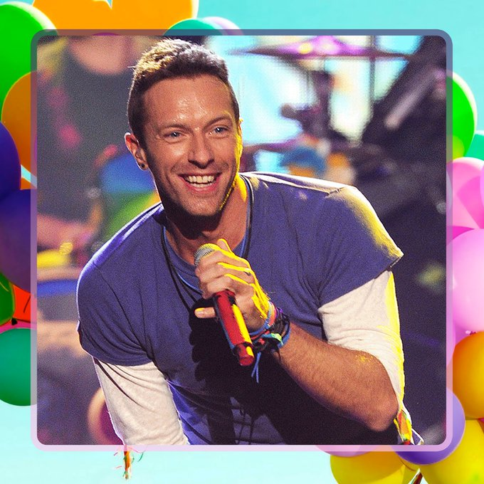 Happy Birthday to frontman Chris Martin   What is your favourite Coldplay track?