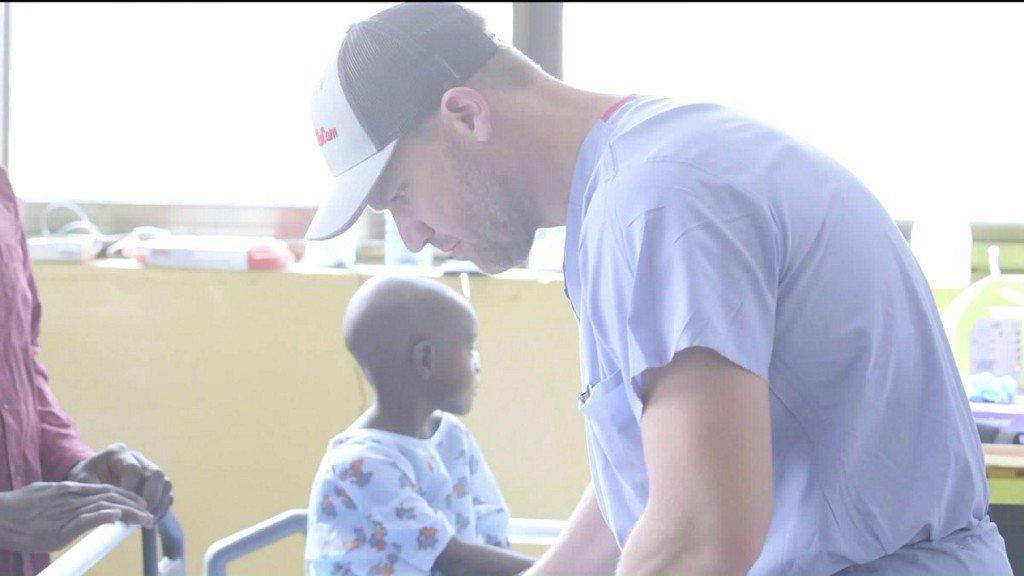 STL Moms: Local doctors build hospital inGhana