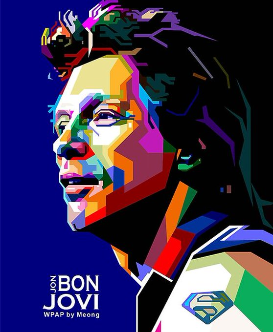 Happy birthday to Jon Bon Jovi