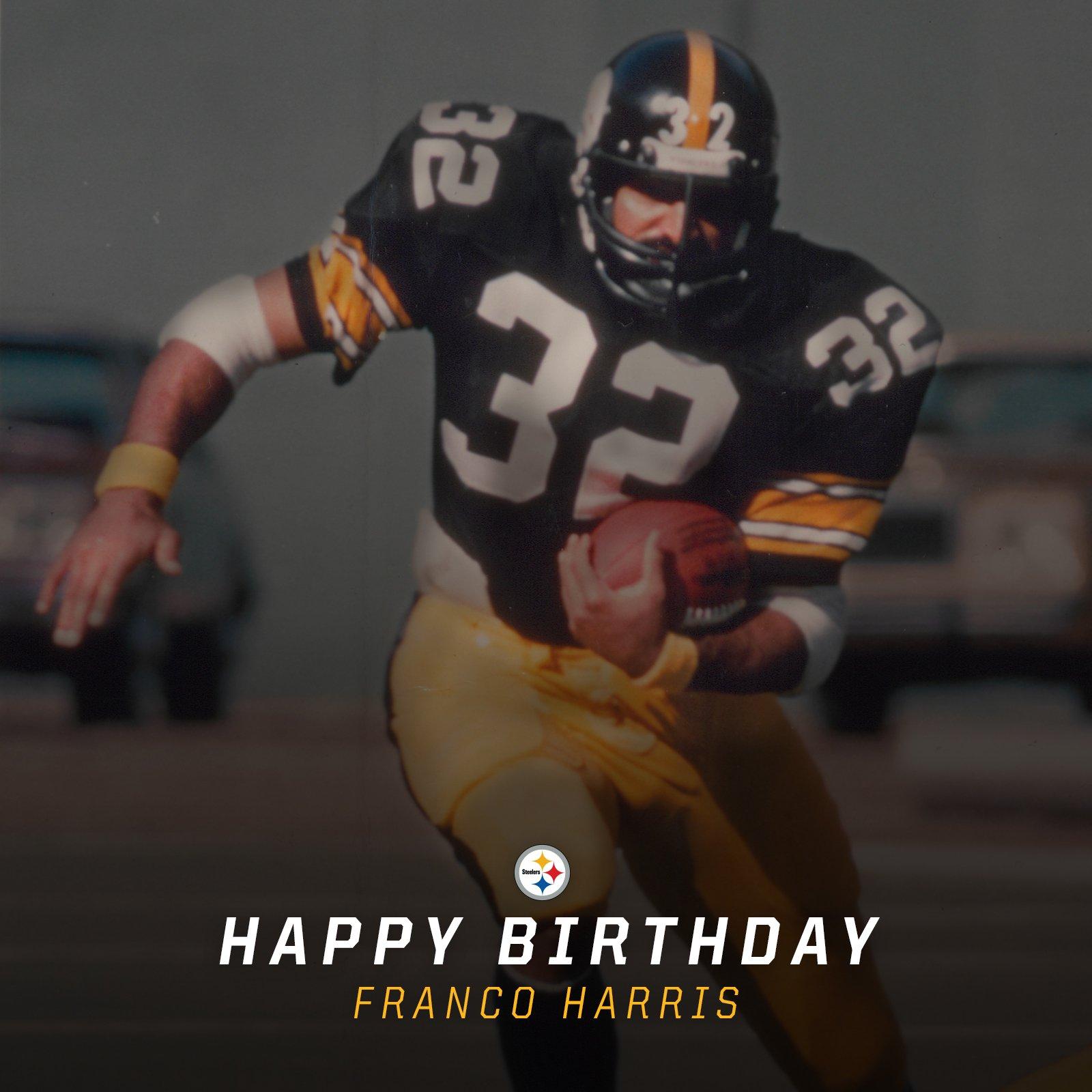 Have an immaculate birthday, @francoharrishof‼️  #HappyBirthday https://t.co/gYYxrESQX7