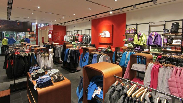 How to score North Face for 50% off today