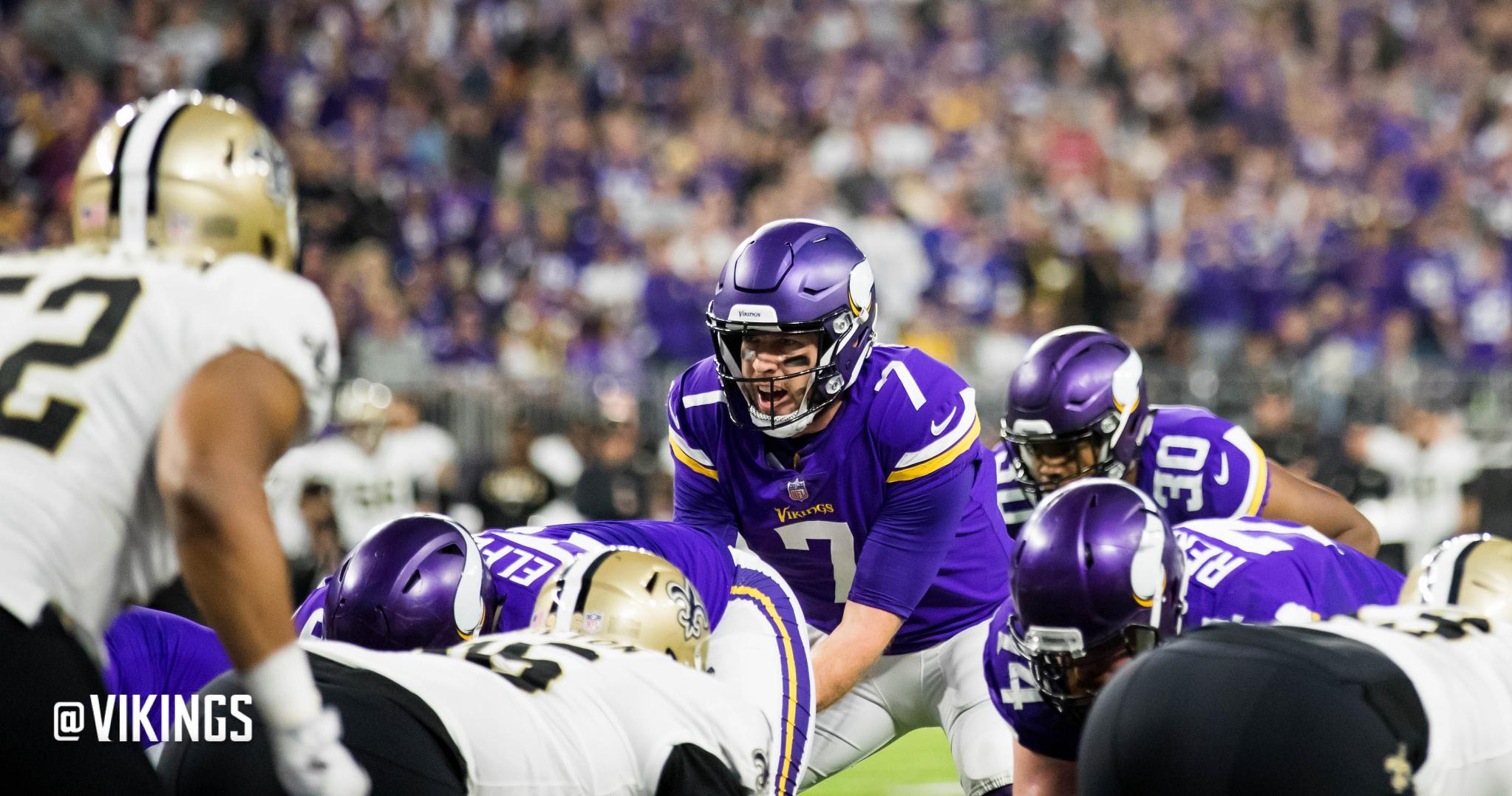 The #Vikings are facing one of the toughest decisions in the NFL this offseason.   ��: https://t.co/VLaLLhXHjl https://t.co/tzMce5YOhs